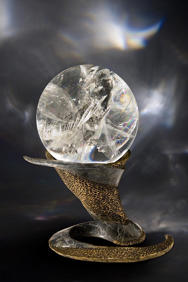 Orbital Globe