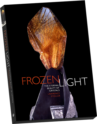 Frozen Light Book
